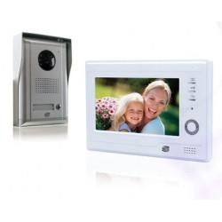 MEMO Visiophone couleur mains libres Enregistrement video des ...